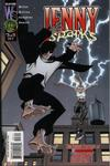Cover for Jenny Sparks: The Secret History of the Authority (DC, 2000 series) #3