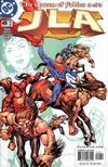 Cover for JLA (DC, 1997 series) #49