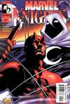Cover for Marvel Knights (Marvel, 2000 series) #5