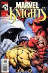 Cover for Marvel Knights (Marvel, 2000 series) #11 [Direct Edition]