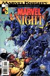 Cover for Marvel Knights (Marvel, 2000 series) #12 [Direct Edition]