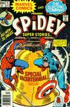 Cover for Spidey Super Stories (Marvel, 1974 series) #17