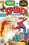 Cover for Spidey Super Stories (Marvel, 1974 series) #20