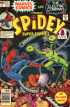 Cover for Spidey Super Stories (Marvel, 1974 series) #21