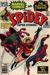 Cover for Spidey Super Stories (Marvel, 1974 series) #22