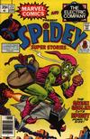 Cover for Spidey Super Stories (Marvel, 1974 series) #23