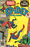 Cover for Spidey Super Stories (Marvel, 1974 series) #25