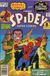 Cover for Spidey Super Stories (Marvel, 1974 series) #26