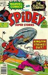 Cover for Spidey Super Stories (Marvel, 1974 series) #29