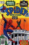 Cover for Spidey Super Stories (Marvel, 1974 series) #30