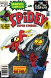 Cover for Spidey Super Stories (Marvel, 1974 series) #32