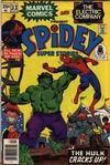 Cover for Spidey Super Stories (Marvel, 1974 series) #33