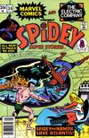 Cover for Spidey Super Stories (Marvel, 1974 series) #34