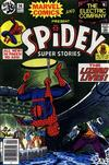 Cover for Spidey Super Stories (Marvel, 1974 series) #36 [Regular Edition]