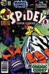 Cover for Spidey Super Stories (Marvel, 1974 series) #39