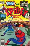 Cover for Spidey Super Stories (Marvel, 1974 series) #40