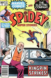 Cover for Spidey Super Stories (Marvel, 1974 series) #42 [Newsstand]