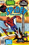 Cover for Spidey Super Stories (Marvel, 1974 series) #43