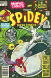 Cover for Spidey Super Stories (Marvel, 1974 series) #45
