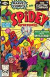 Cover for Spidey Super Stories (Marvel, 1974 series) #46