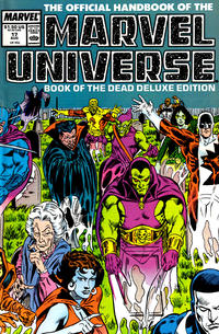 Cover Thumbnail for The Official Handbook of the Marvel Universe (Marvel, 1985 series) #17