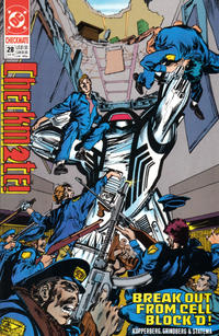 Cover Thumbnail for Checkmate (DC, 1988 series) #28