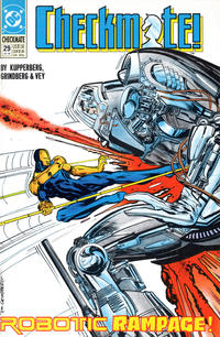 Cover Thumbnail for Checkmate (DC, 1988 series) #29