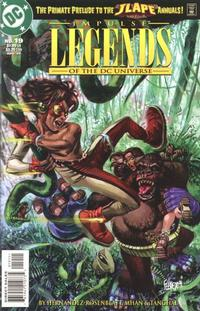 Cover Thumbnail for Legends of the DC Universe (DC, 1998 series) #19 [Direct Sales]