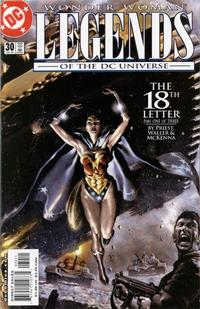 Cover Thumbnail for Legends of the DC Universe (DC, 1998 series) #30
