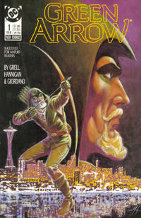 Cover Thumbnail for Green Arrow (DC, 1988 series) #1
