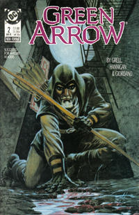 Cover Thumbnail for Green Arrow (DC, 1988 series) #2