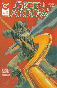 Cover Thumbnail for Green Arrow (DC, 1988 series) #3