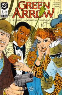 Cover Thumbnail for Green Arrow (DC, 1988 series) #6