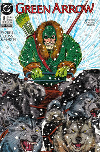 Cover Thumbnail for Green Arrow (DC, 1988 series) #8