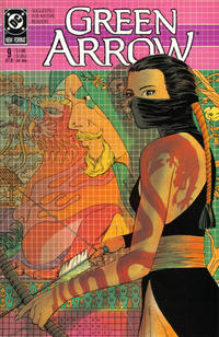 Cover Thumbnail for Green Arrow (DC, 1988 series) #9