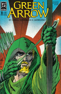 Cover Thumbnail for Green Arrow (DC, 1988 series) #10