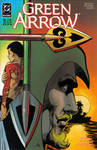 Cover Thumbnail for Green Arrow (DC, 1988 series) #11