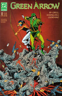 Cover Thumbnail for Green Arrow (DC, 1988 series) #12