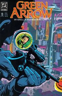 Cover Thumbnail for Green Arrow (DC, 1988 series) #13