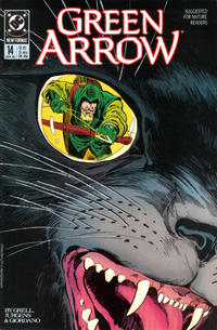 Cover Thumbnail for Green Arrow (DC, 1988 series) #14