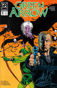 Cover Thumbnail for Green Arrow (DC, 1988 series) #15
