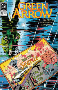 Cover Thumbnail for Green Arrow (DC, 1988 series) #16