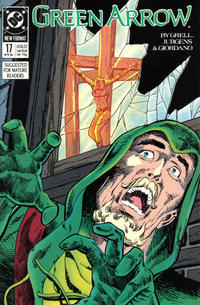 Cover Thumbnail for Green Arrow (DC, 1988 series) #17