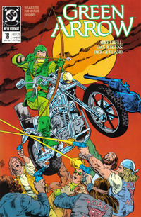 Cover Thumbnail for Green Arrow (DC, 1988 series) #18