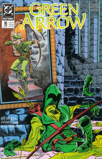 Cover Thumbnail for Green Arrow (DC, 1988 series) #19