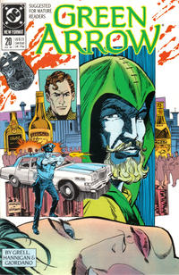 Cover Thumbnail for Green Arrow (DC, 1988 series) #20