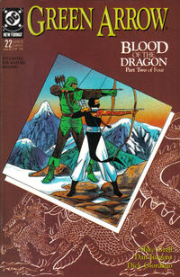 Cover Thumbnail for Green Arrow (DC, 1988 series) #22