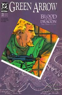 Cover Thumbnail for Green Arrow (DC, 1988 series) #23