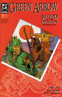 Cover Thumbnail for Green Arrow (DC, 1988 series) #24