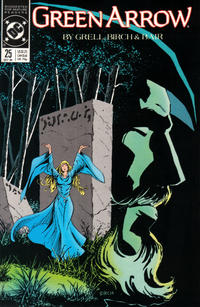 Cover Thumbnail for Green Arrow (DC, 1988 series) #25
